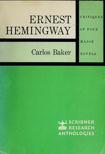 research papers on ernest hemingway