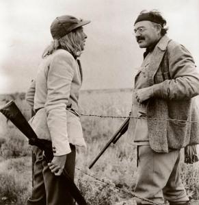 Martha Gelhorn & Ernest Hemingway 2