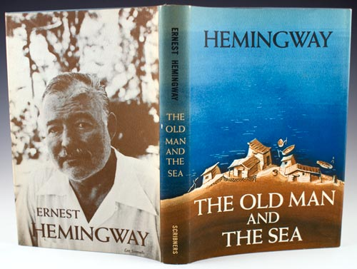 a review of ernest hemingways novel the old man and the sea From amazoncom: the old man and the sea is one of hemingway's most enduring works told in language of great simplicity and power, it is the story of an old cuban fisherman, down on his luck, and his supreme ordeal -- a relentless, agonizing battle with a giant marlin far out in the gulf stream.