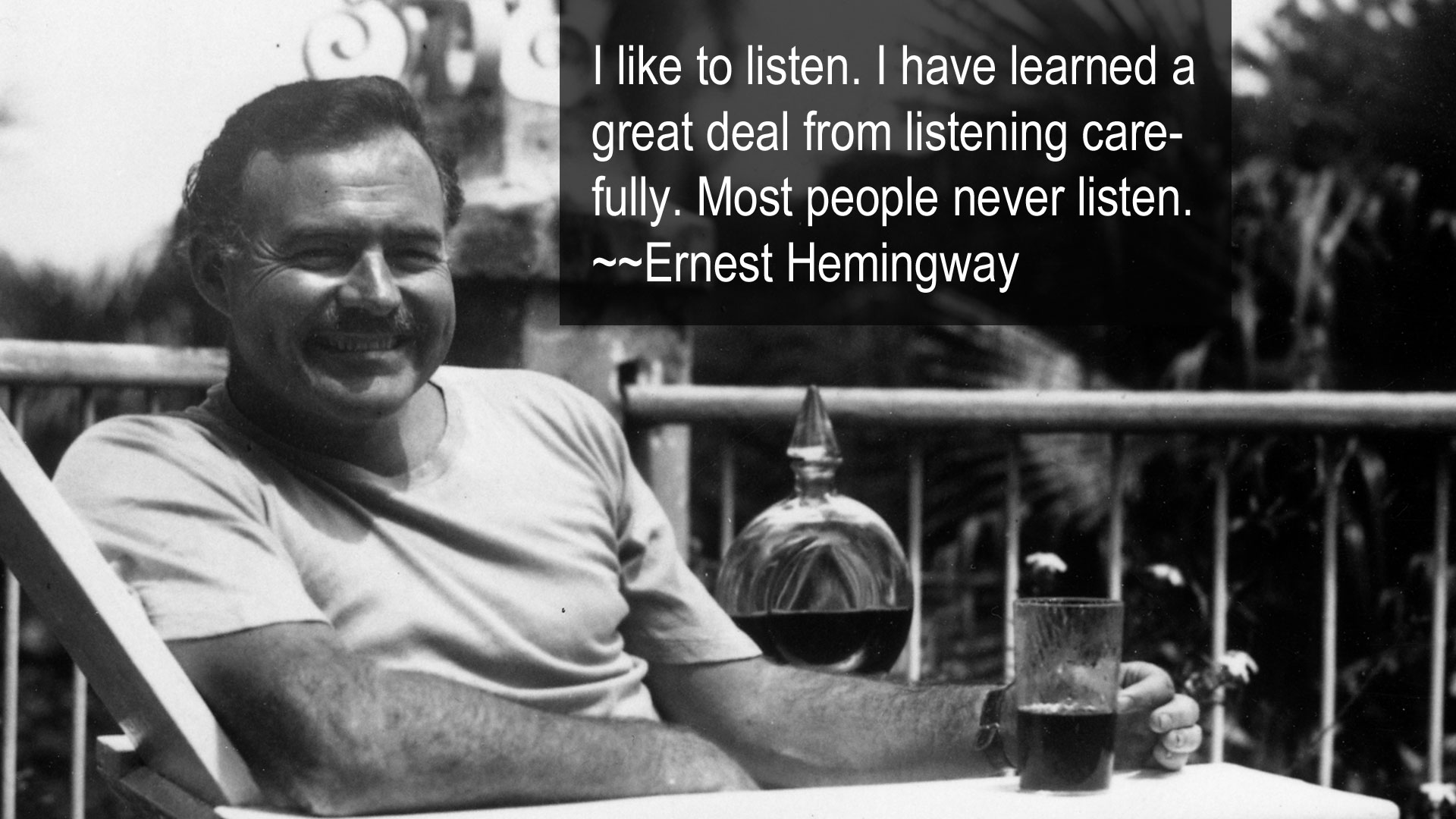 """a reflection of the life and works of ernest hemingway How ernest hemingway lived the t-shaped life, and you can too from the above, we can compile this non-exhaustive list of the components of the horizontal axis of papa's """"t"""" — his broad skills, aptitudes, and know-how."""
