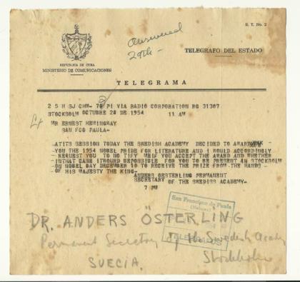 Hemingway_Nobel_notice_021114