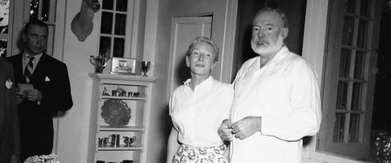 Ernest Hemingway, Mary Hemingway